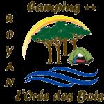 Logo Camping L'Orée des Bois à Royan