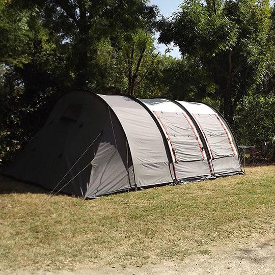 Emplacement - Camping Orée des Bois - Royan