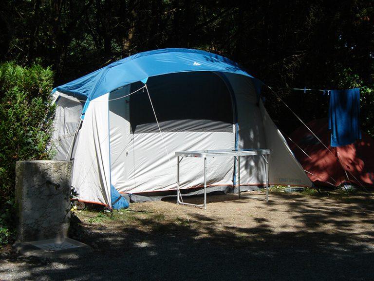 Emplacement tente - Camping L'Orée des Bois à Royan