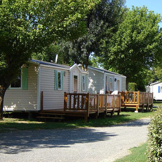 Mobil-Home - Camping Orée des Bois - Royan