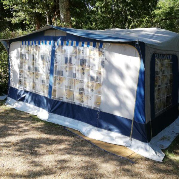 caravane-location - camping L'orée des Bois Royan